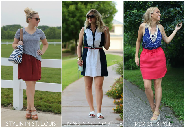 Spotlight Weekly Link-Up | Week 96: Red, White, and Blue + Giveaway!