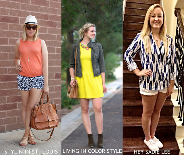Spotlight Weekly Link-Up | Week 105: Color Combos