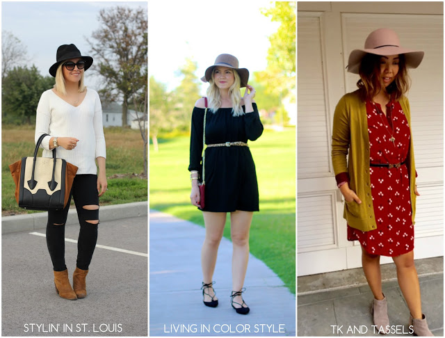 Spotlight Weekly Link-Up | Week 111: Fall Hats