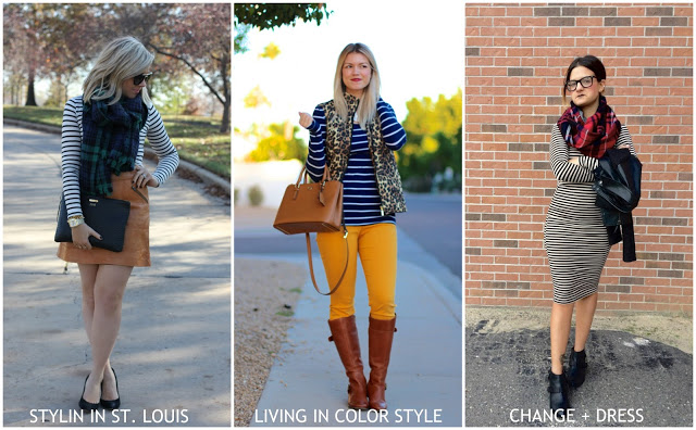 Spotlight Weekly Link-Up | Week 115: Stripes