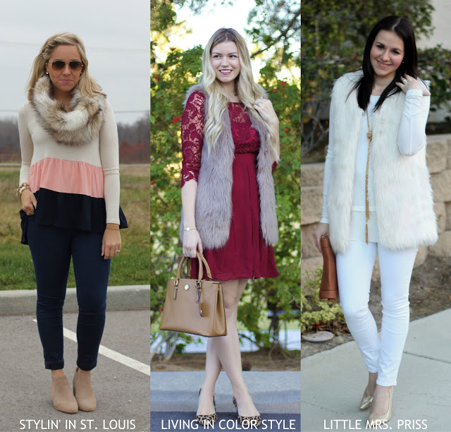 Spotlight Weekly Link-up Week 117: Faux Fur