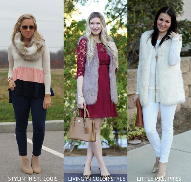 Spotlight Weekly Link-up Week 117: Faux Fur