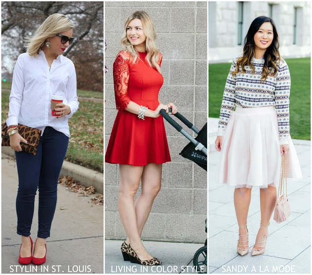 Spotlight Weekly Link-Up | Week 118: Favorite Heels