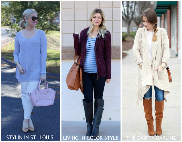 Spotlight Weekly Link-Up | Week 122: Cozy Knits
