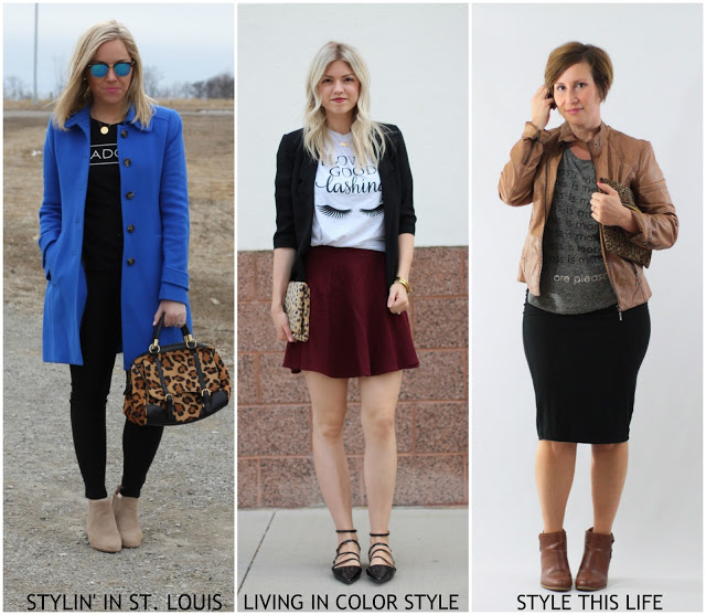 Spotlight Weekly Link-Up | Graphic Tees