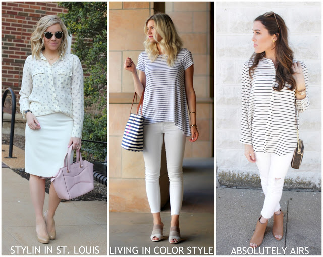 Spotlight Weekly Link Up | White Out