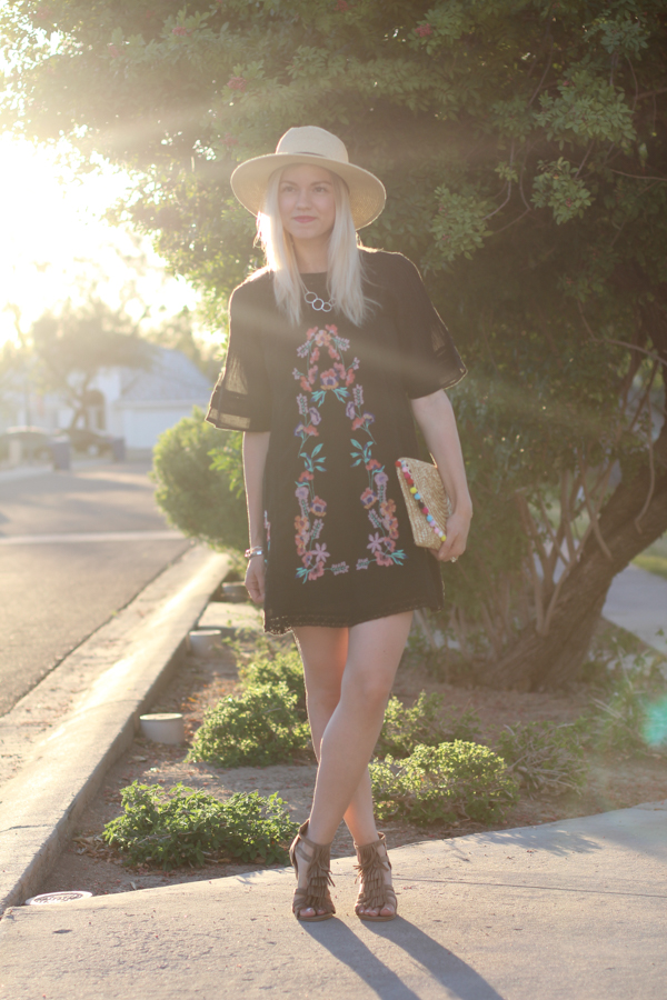 Spotlight Fashion Link-Up | Floral