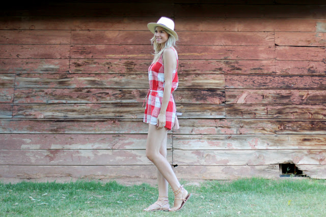 Spotlight Fashion Link-Up | Red