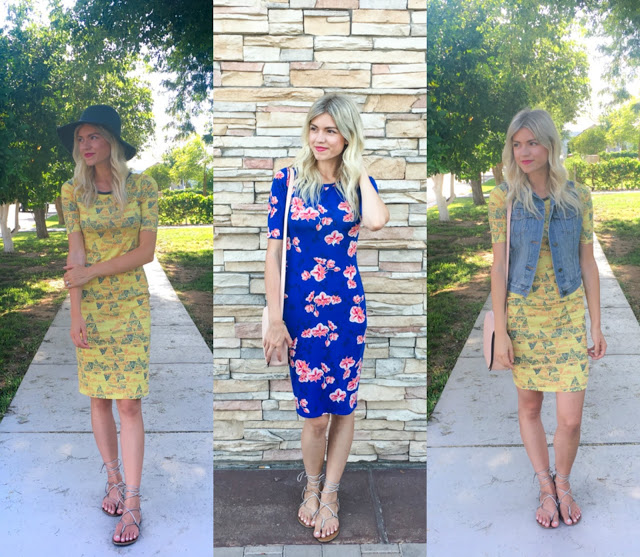 Three Ways To Style Lularoe 'Julia' Dress