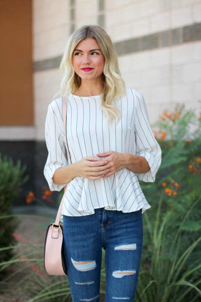 Nordstrom Anniversary Sale: Basic Go-To Pieces by fashion blogger Larissa from Living in Color