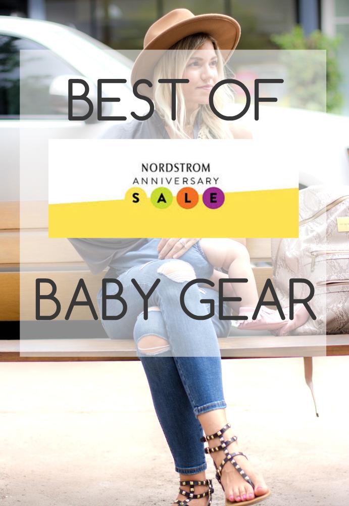 Nordstrom Anniversary Sale | Baby Gear