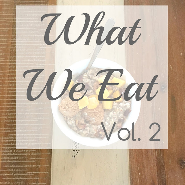 What We Eat | Vol. 2