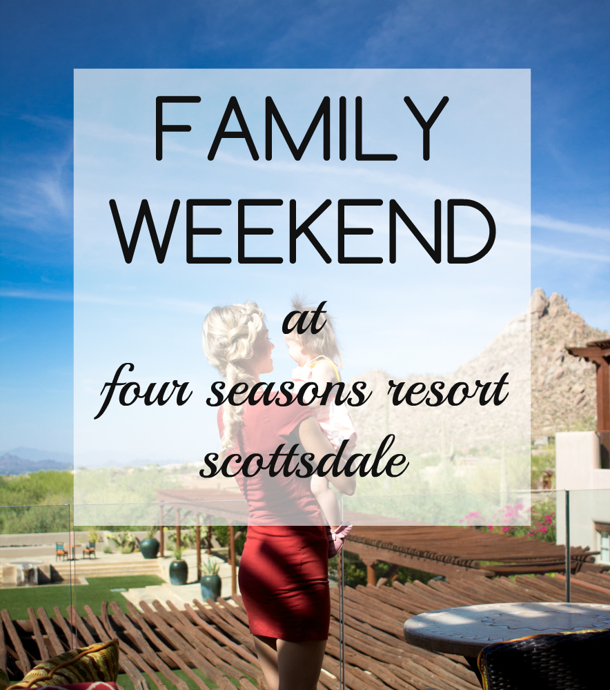 Family Weekend At The Four Seasons