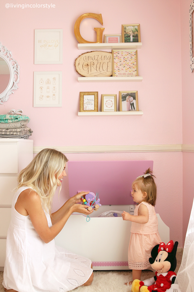 Three Tips To De-Clutter Your Child's Room