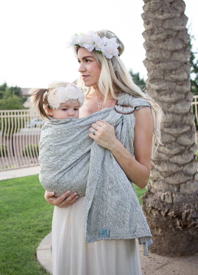 Babywearing | Beginners Guide To Using A Ring Sling