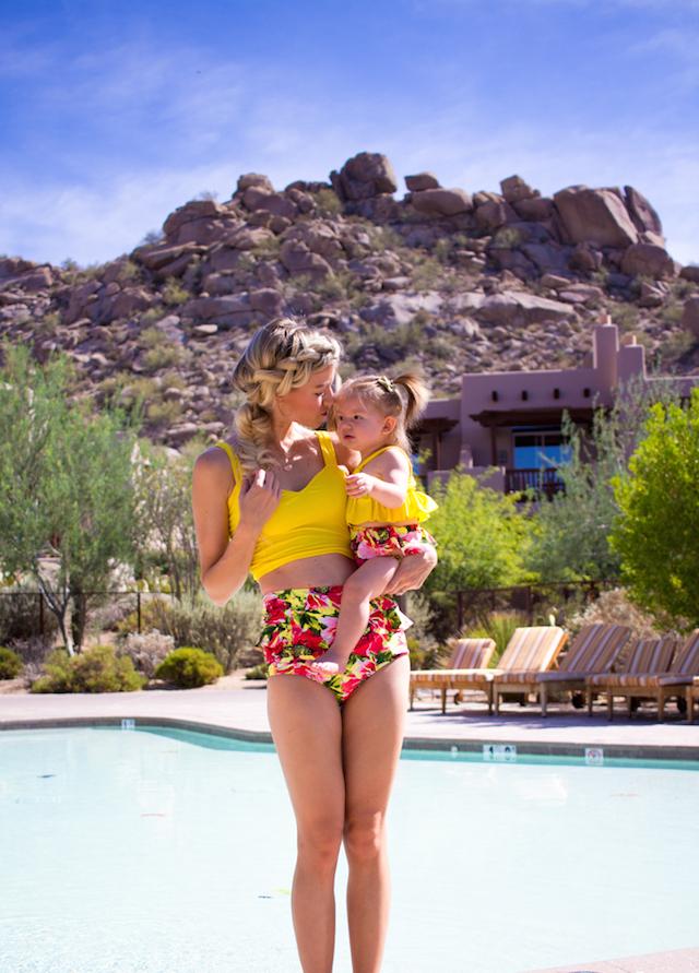 Fab Postpartum Swimsuit
