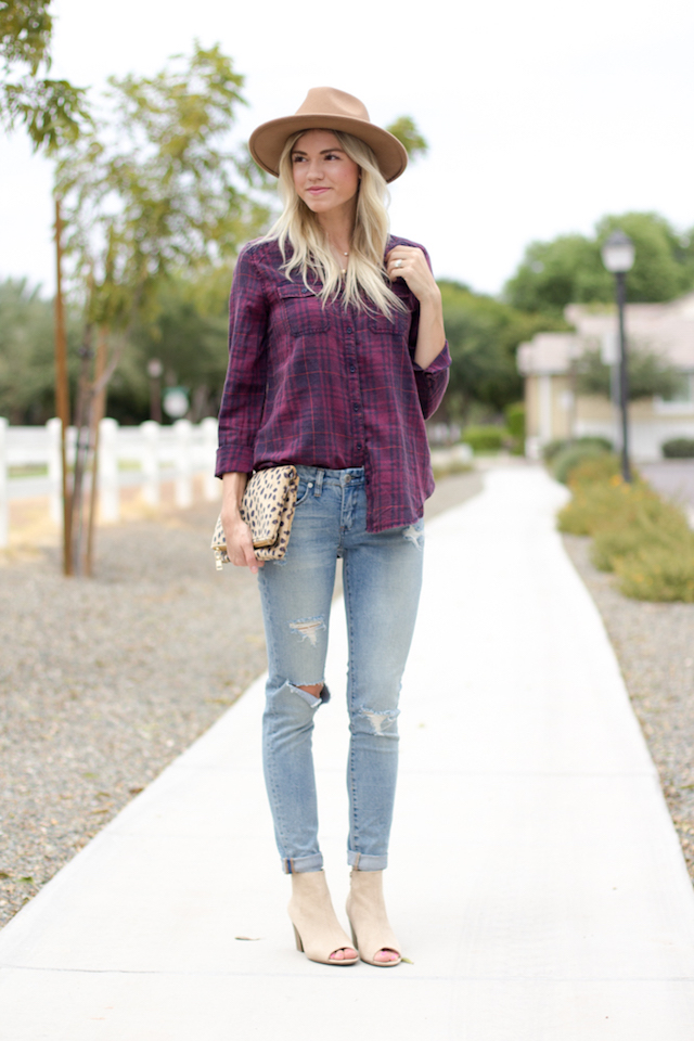 Tips For Mixing Prints + A Fashion Link-Up