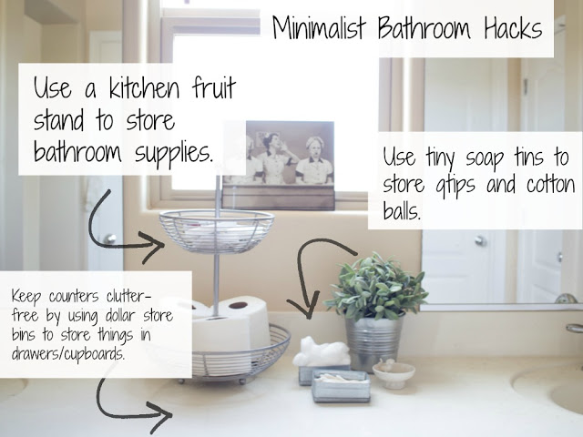 Home | Minimalist Bathroom Decorating Hacks