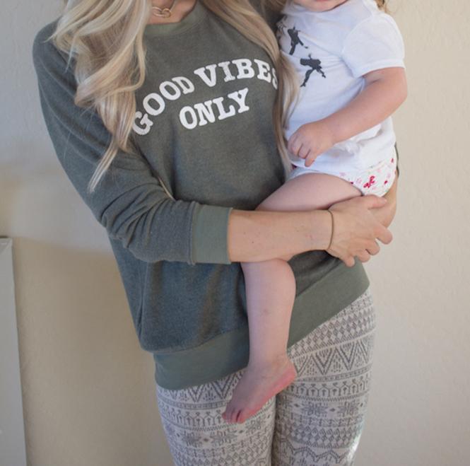 Cozy Pajamas + A Link-Up
