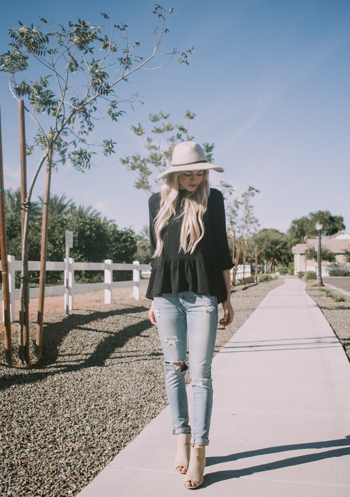 Top Ten Denim Picks Under $100 + A Link-Up