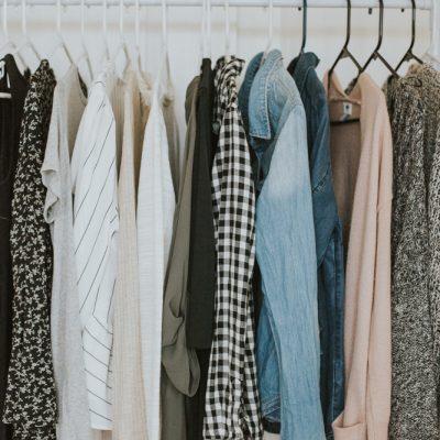 Capsule Wardrobe Challenge Intro + My Capsule Items