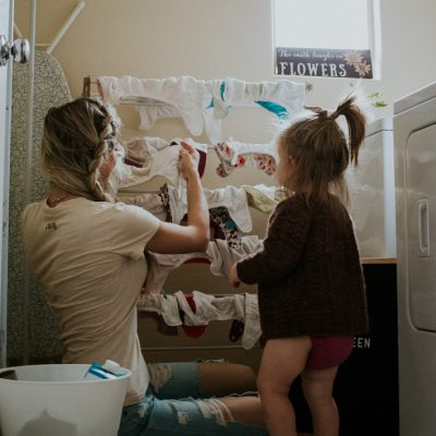 How To Wash Your Cloth Diapers