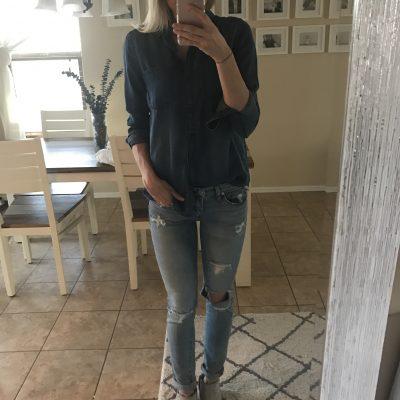 February Capsule Wardrobe | Week One Recap