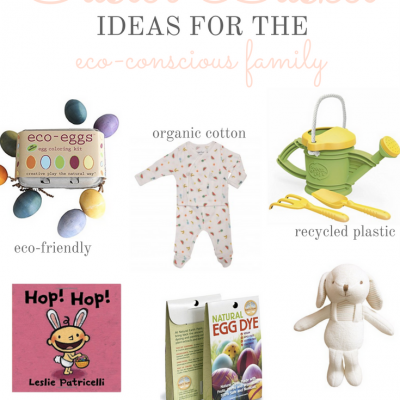 Easter Basket Ideas for the Eco-Conscious Family