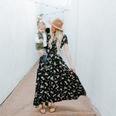 Must-Have Spring Floral Dresses + A Link-Up