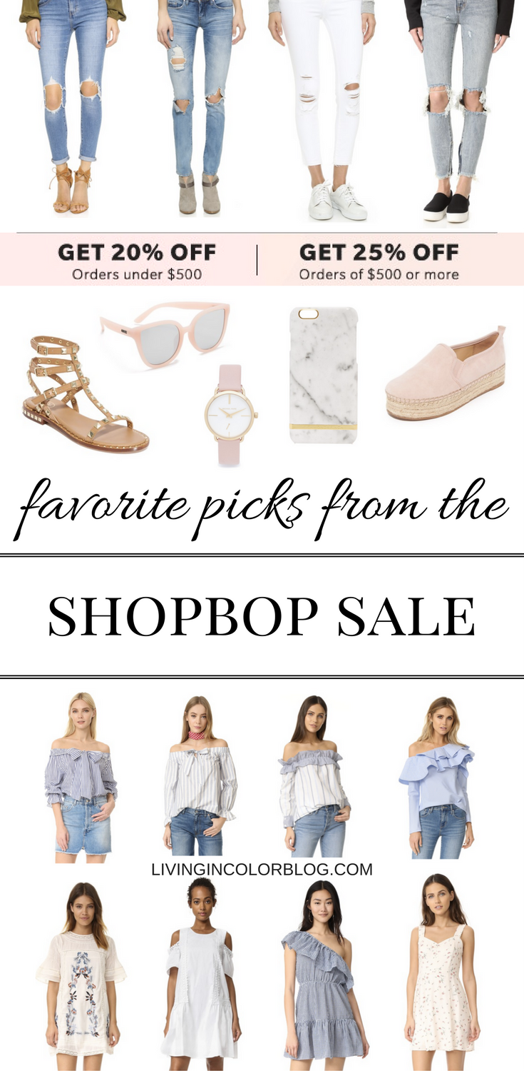 Items on my Spring/Summer Wish List + Shopbop Sale 2017 Picks
