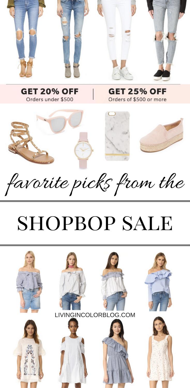 Items on my Spring/Summer Wish List + Shopbop Sale 2017 Picks