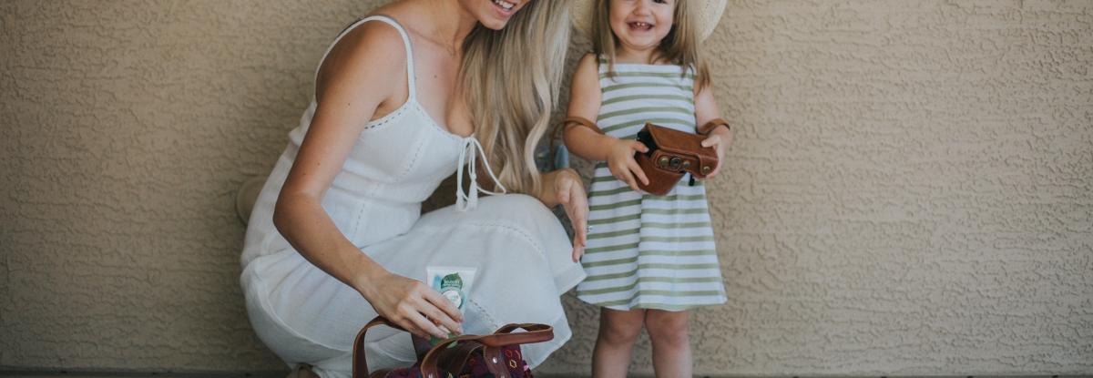Seventh Generation Coconut Care, Summer diaper bag essentials for natural moms 5