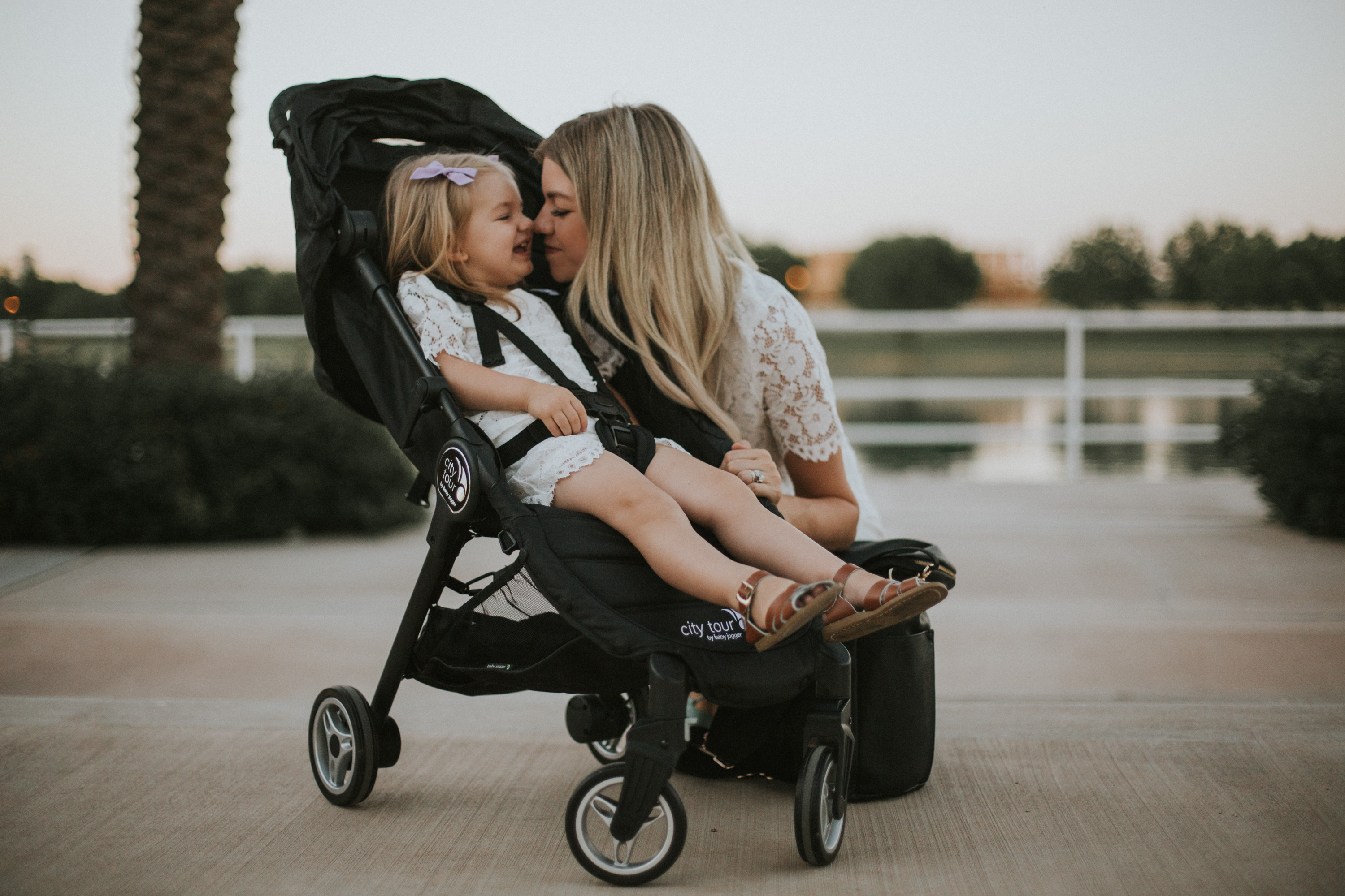 Baby Jogger City Tour Stroller For Travel Living In Color