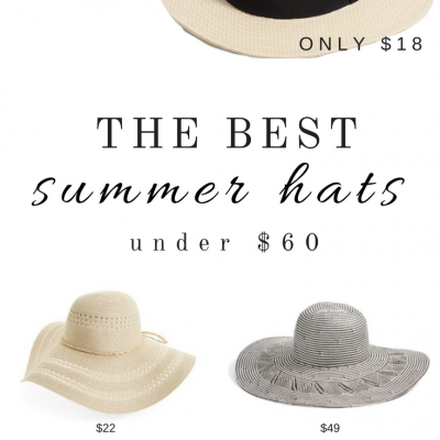 The Best Summer Hats Under $60