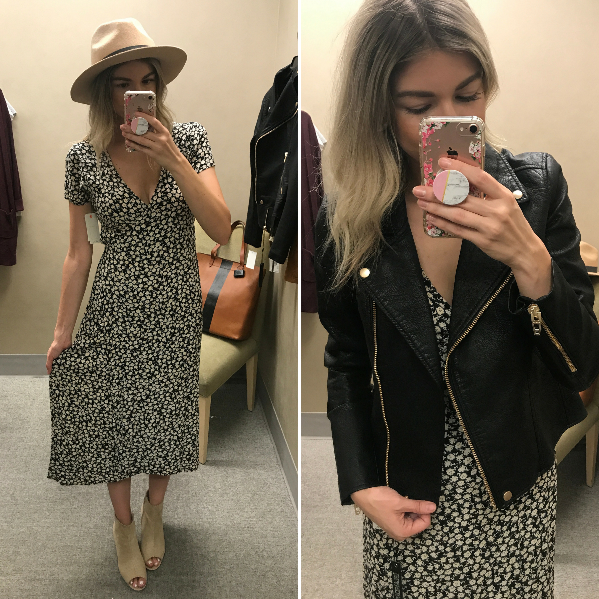 Affordable fashion blogger Larissa of Living in Color blog shares try-on photos and sizing info for pieces from the Nordstrom Anniversary Sale. Read more.