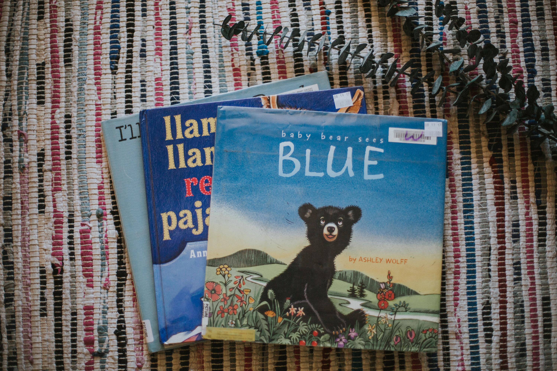 My Top Five Favorite Children's Books (From a Former Kindergarten Teacher)