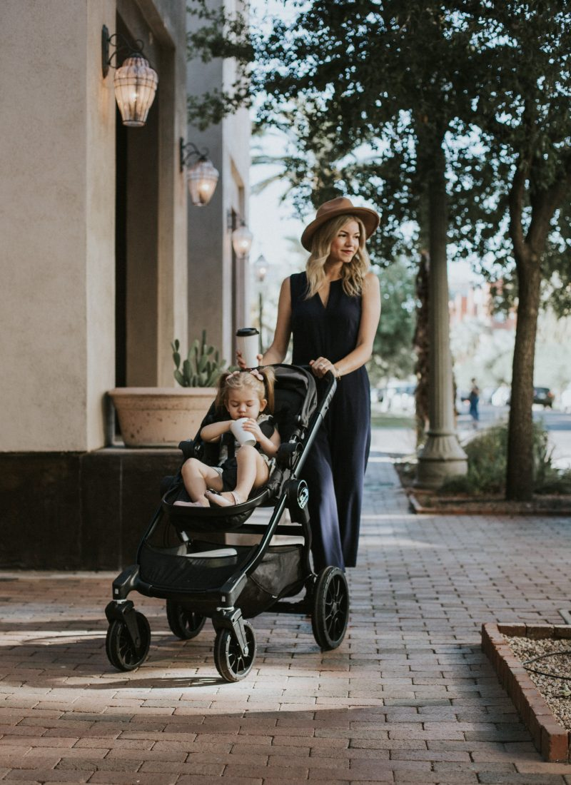 Baby Jogger City Select LUX | Best Places to Stroll
