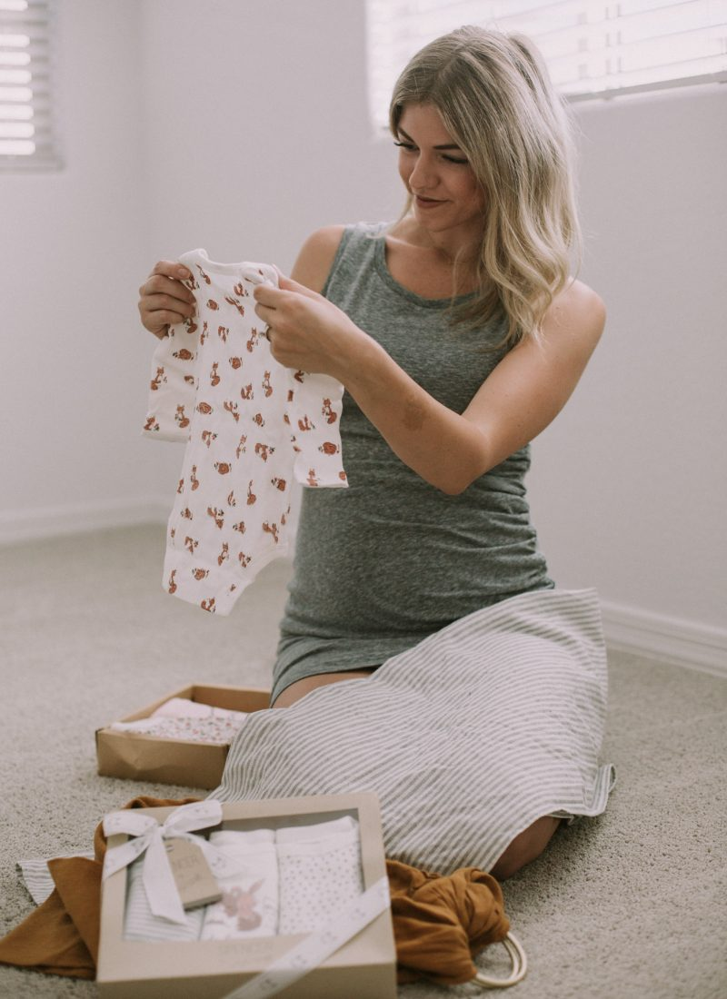How to Build a Fall Wardrobe for Your Newborn