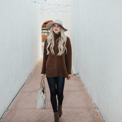 Favorite Fall Booties + Link-up