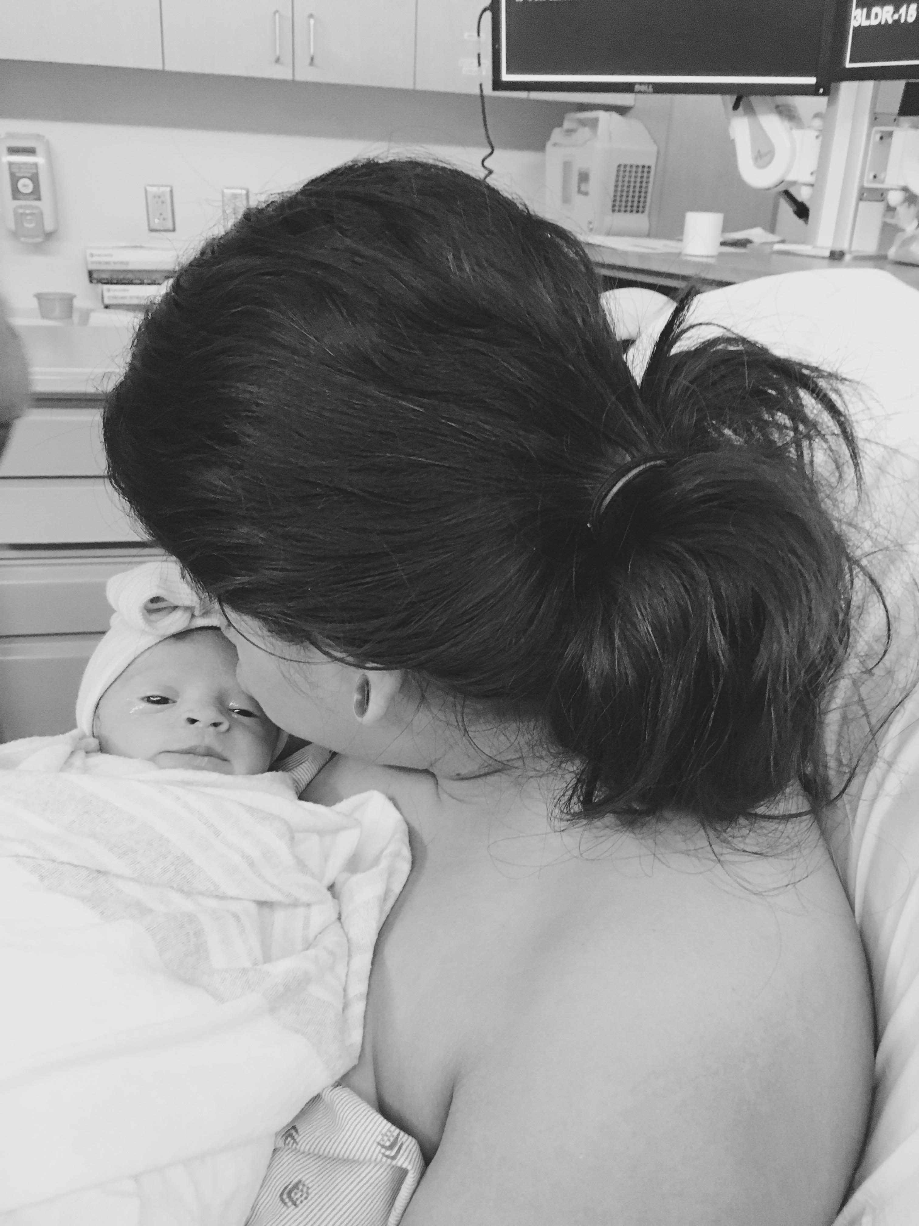 Birth Story Series | Jennifer's Story