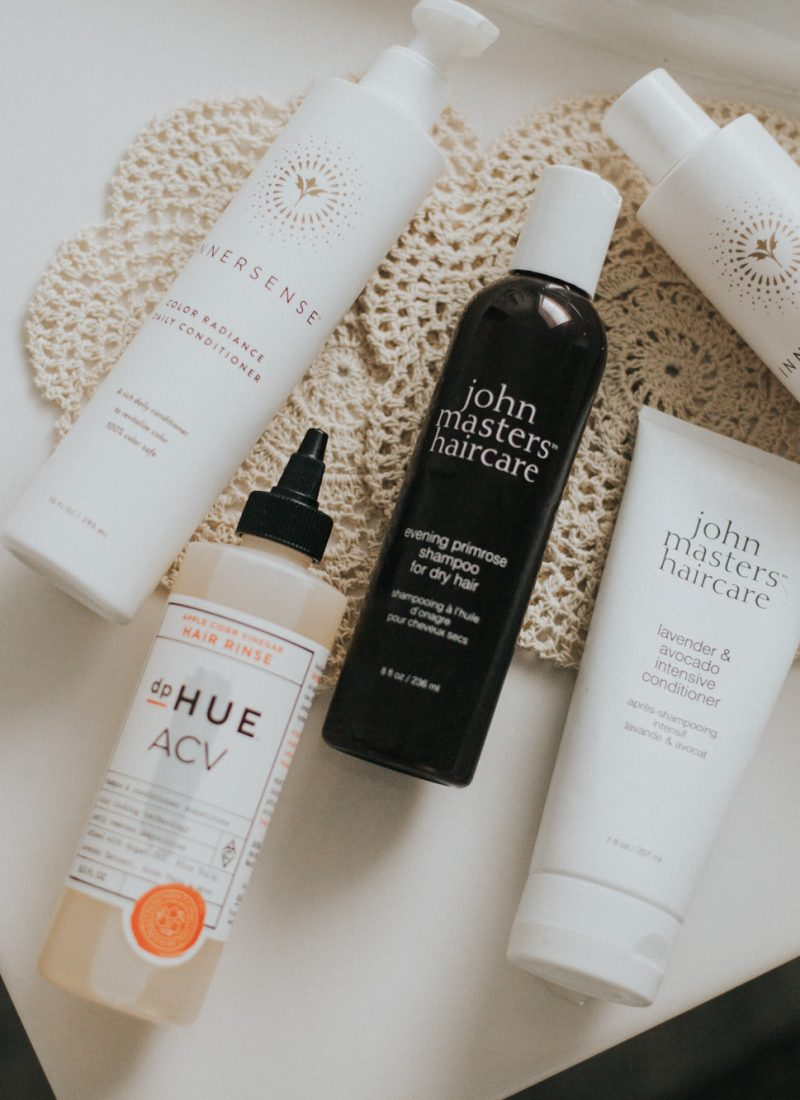 The Quest for an All Natural Shampoo and Conditioner (That Really Works)