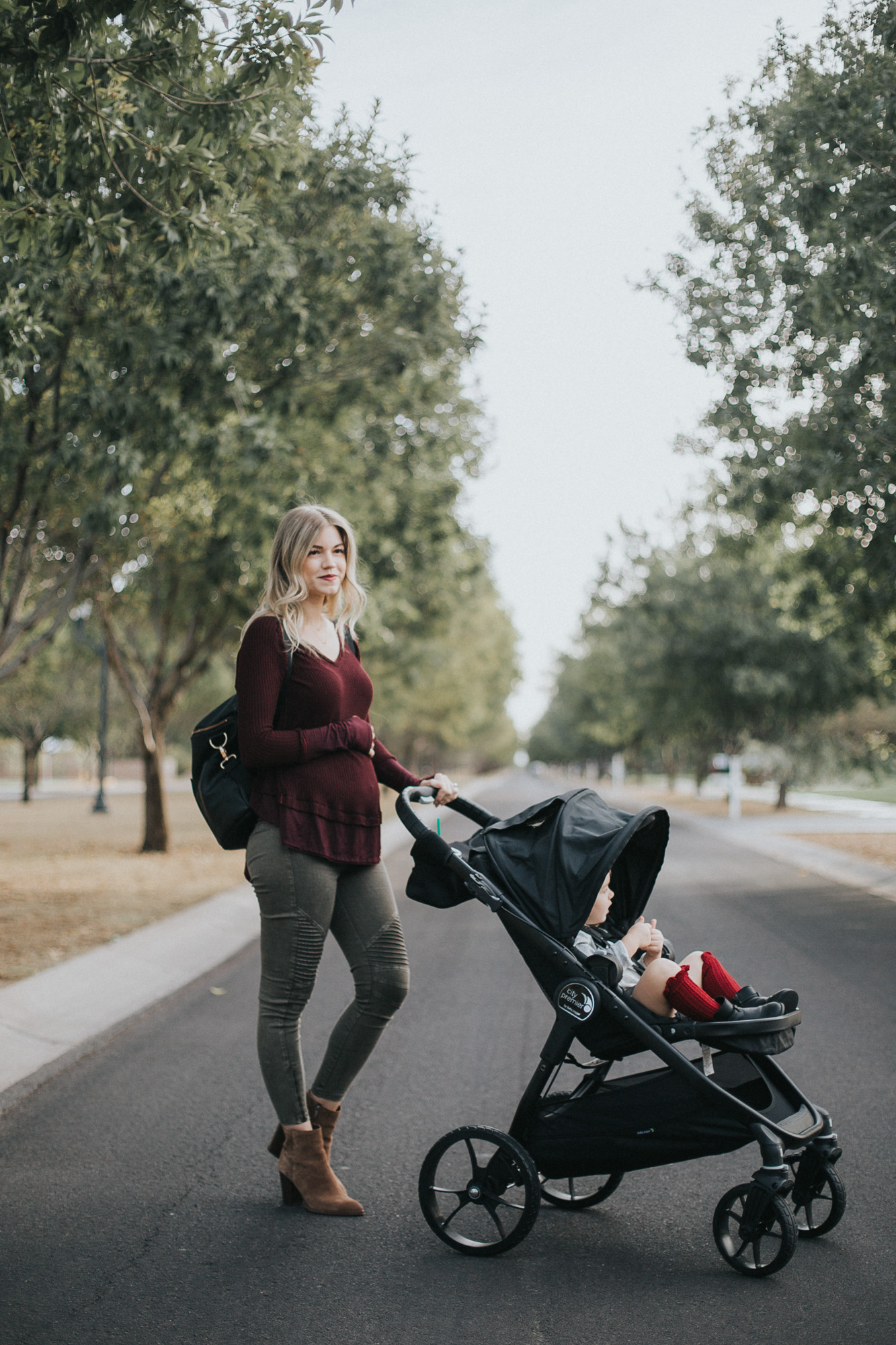 Baby Jogger City Premier Stroller Review From A Pregnant Mom