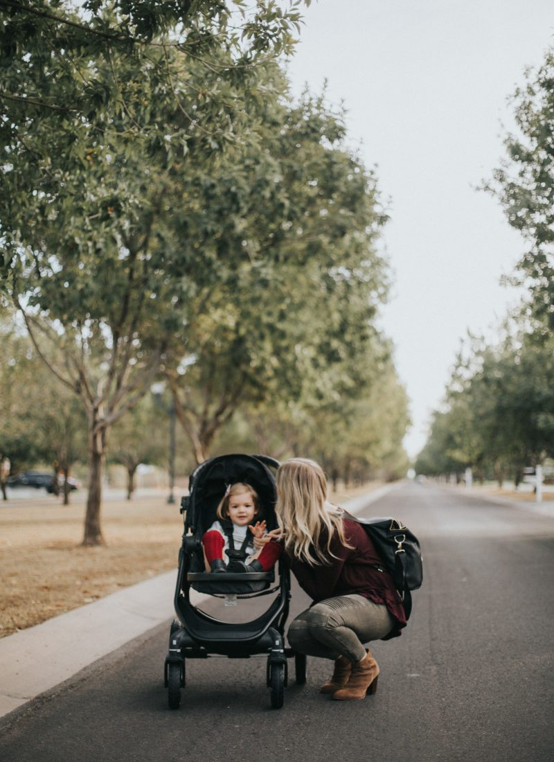 Baby Jogger City Premier Stroller Review (From a Pregnant Mom)