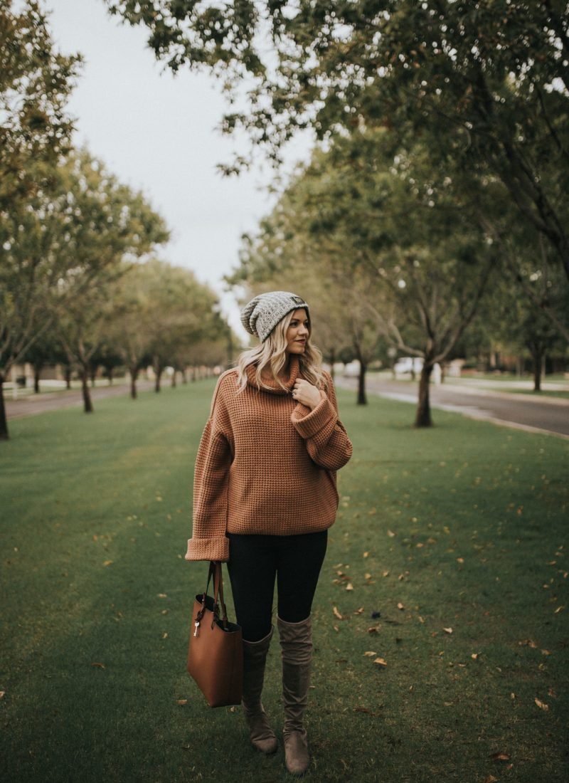 10 Cozy Knits You Need For Winter + Link-up