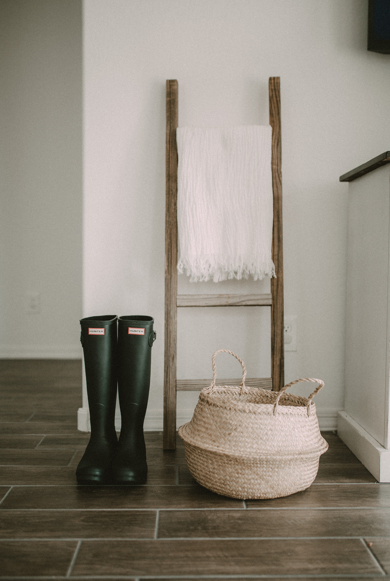 Hunter Original Rain Boots vs. Hunter Original Refined Rain Boots + Link-up