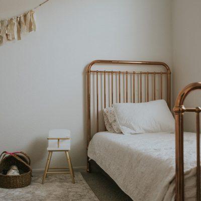 Home Tour | Gracie's Room