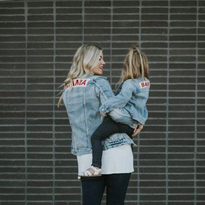 Mama + Babe Denim Jackets