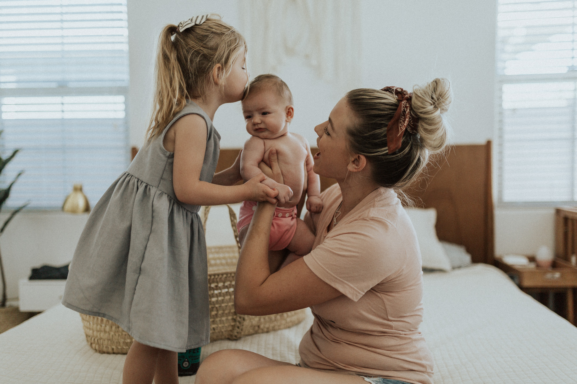 How I Get Stuff Done as a Mom of Two