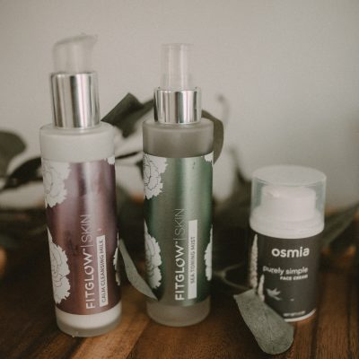 My Non-Toxic, Cruelty-Free Skin Care Routine