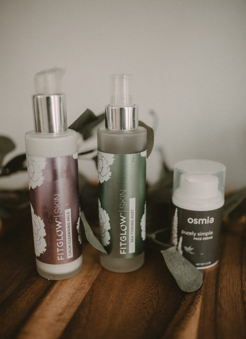 My Non-Toxic, Cruelty-Free Skin Care Routine